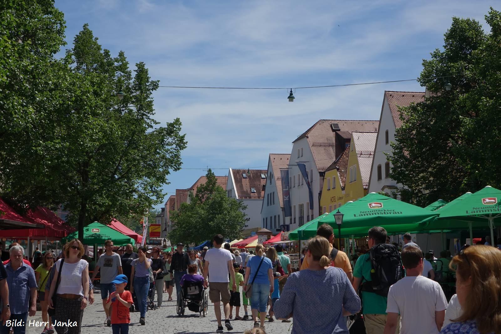 Altstadtfest Neumarkt