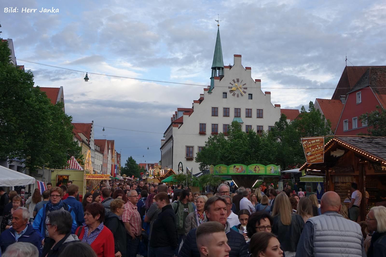 Frühlingsfest Neumarkt
