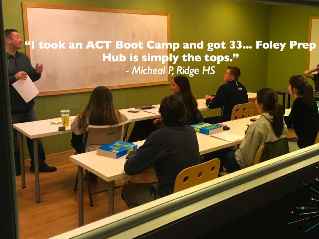 SAT & ACT class descriptions - We are continually updating our classes to address the needs of our students, so check back here to select from the classes we have, or suggest one to us. See you in class!