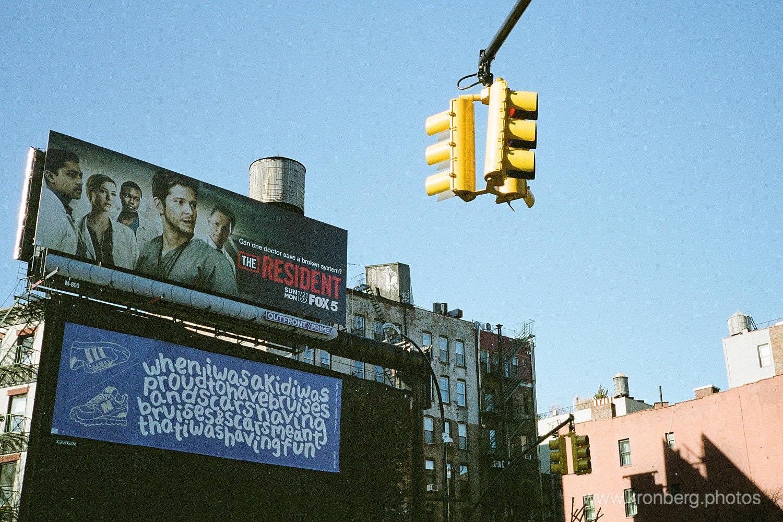 New York, January