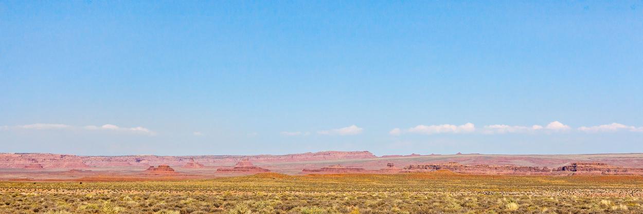 Panorama  Bears Ears Country