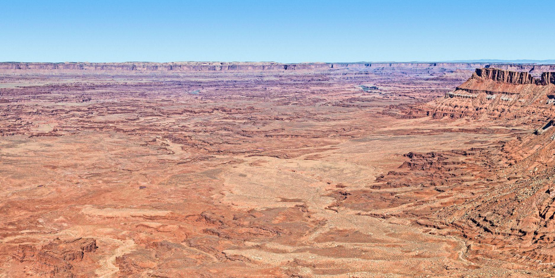 Desert Landscape  Bears Ears Country
