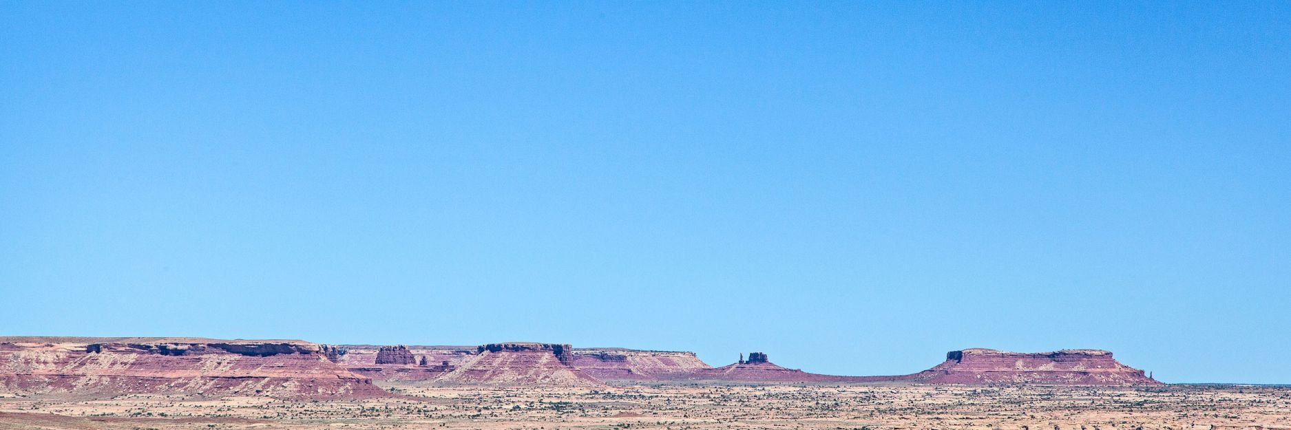 More Mesas and Spires  Bears Ears Country