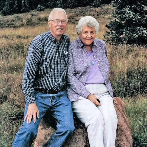 Kay and Patsy Shumway