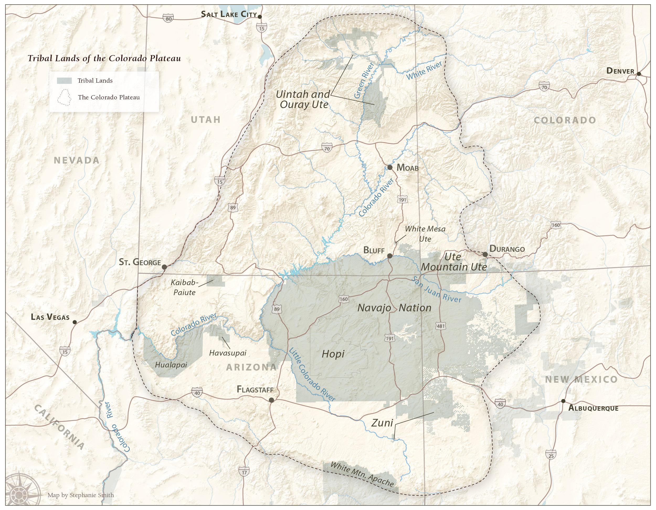 Tribal Lands on the Colorado Plateau