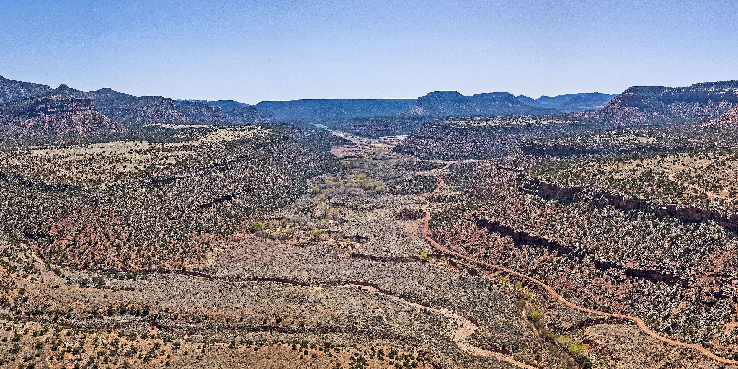 Bridger Jack Mesa  Bears Ears