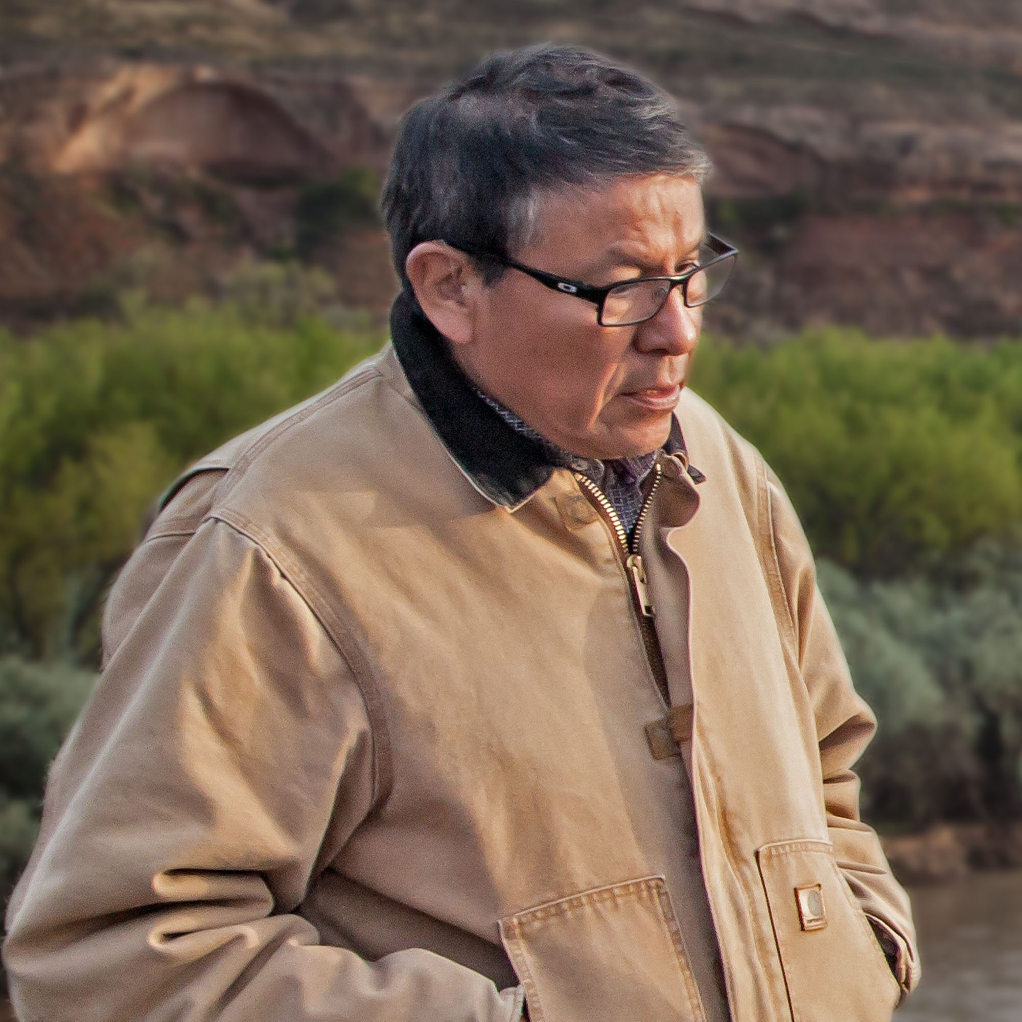 Mark Maryboy   Bears Ears