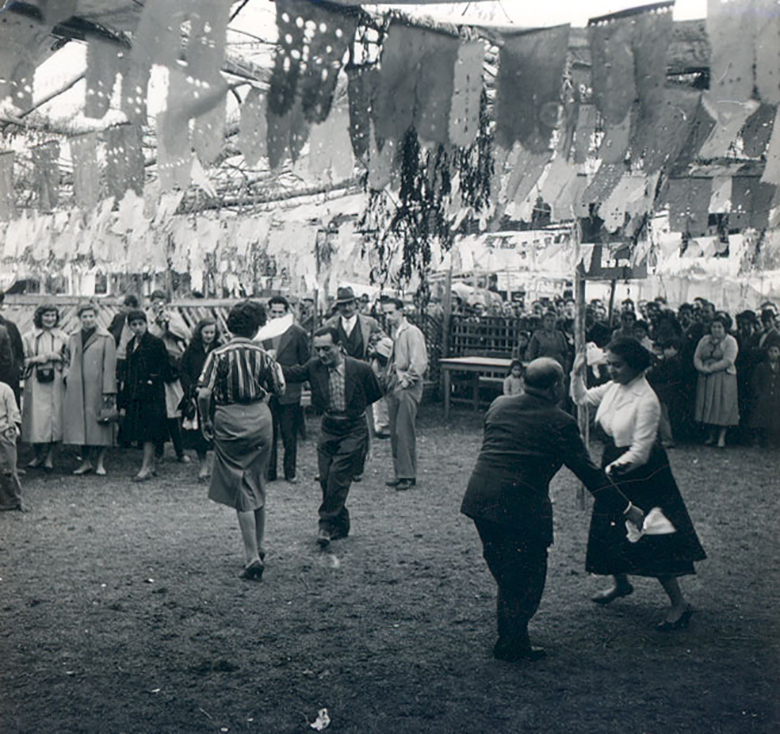 6. Ramadas chilenas tradicionales -fuente: Memoria Chilena