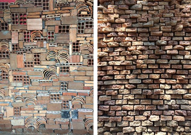 Inteligencia constructiva en el uso del ladrillo - Bar Kingfish / Equipo de Arquitectura - © Equipo de Arquitectura
