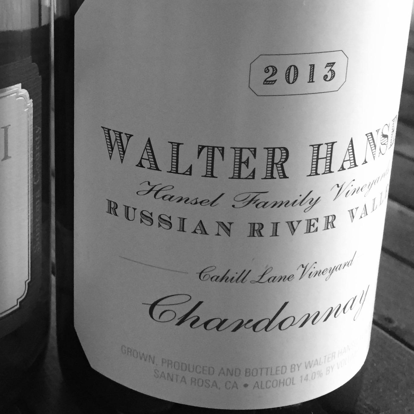 Walter Hansel Winery