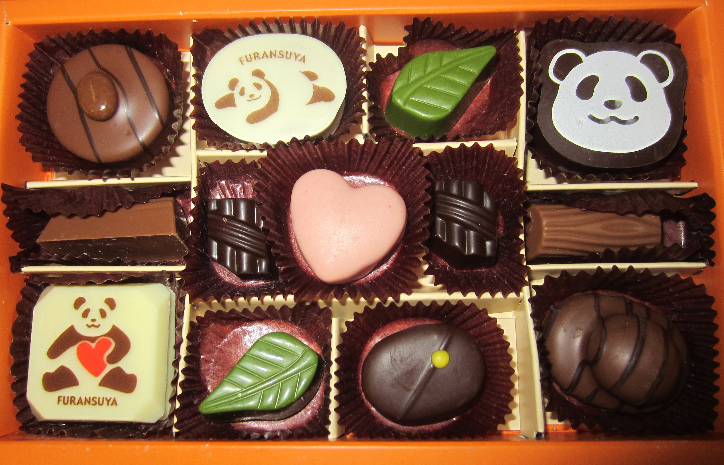 Box of Valentine's Chocolate sold in Okinawa.  Photo by Nelo Hotsuma / Creative Commons