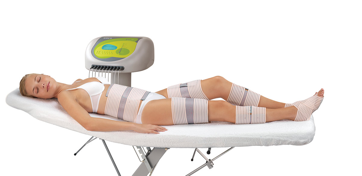 Tei System® - Es un tratamiento a través de bandas emisoras de infrarrojos y corrientes variables para el tratamiento conjunto de calor y micro estimulación muscular.BENEFICIOS:Efecto lipolítico en acúmulos grasos y celulitisEstímulo circulatorio y linfático.Mejora del sistema vascularRelajación muscular