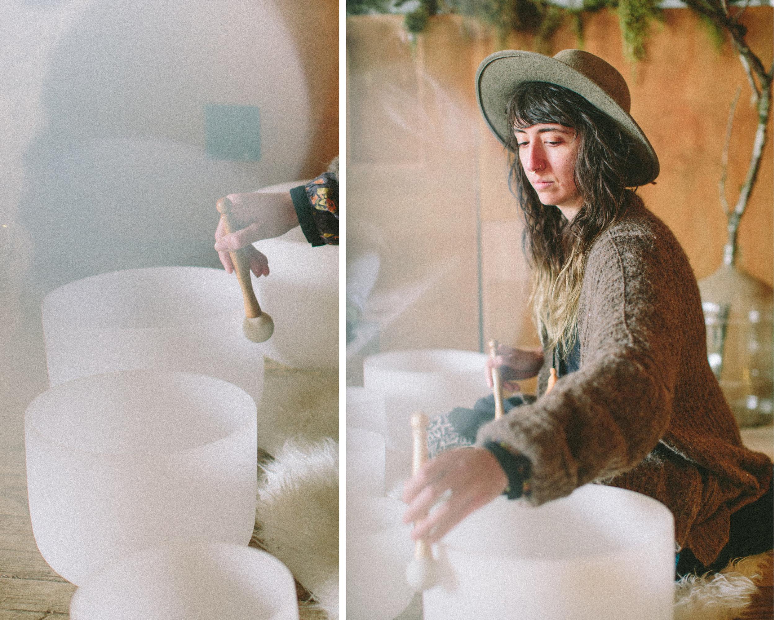 winter workshop + farm meal - Soul Equine