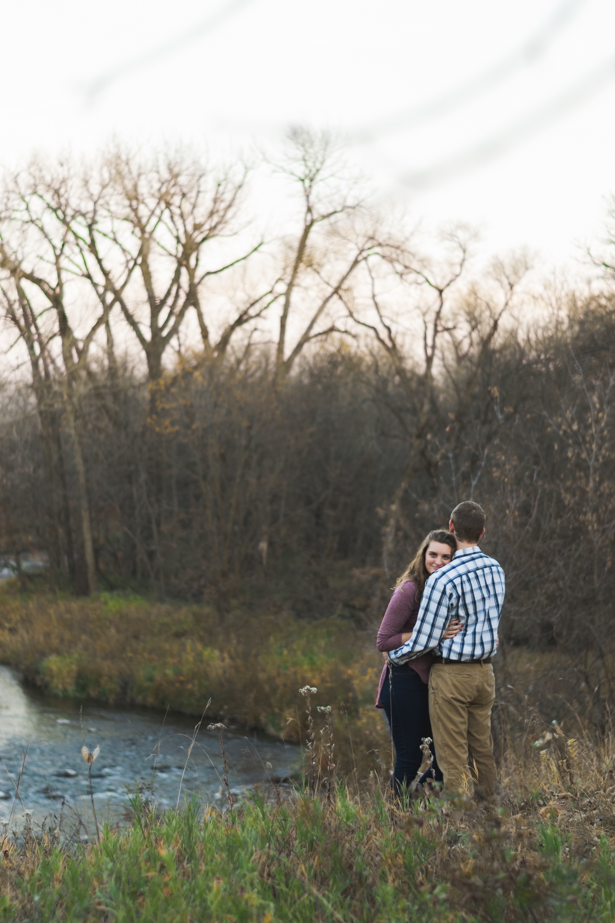 Fargo, North Dakota Engagement Pictures | Chelsea Joy Photography