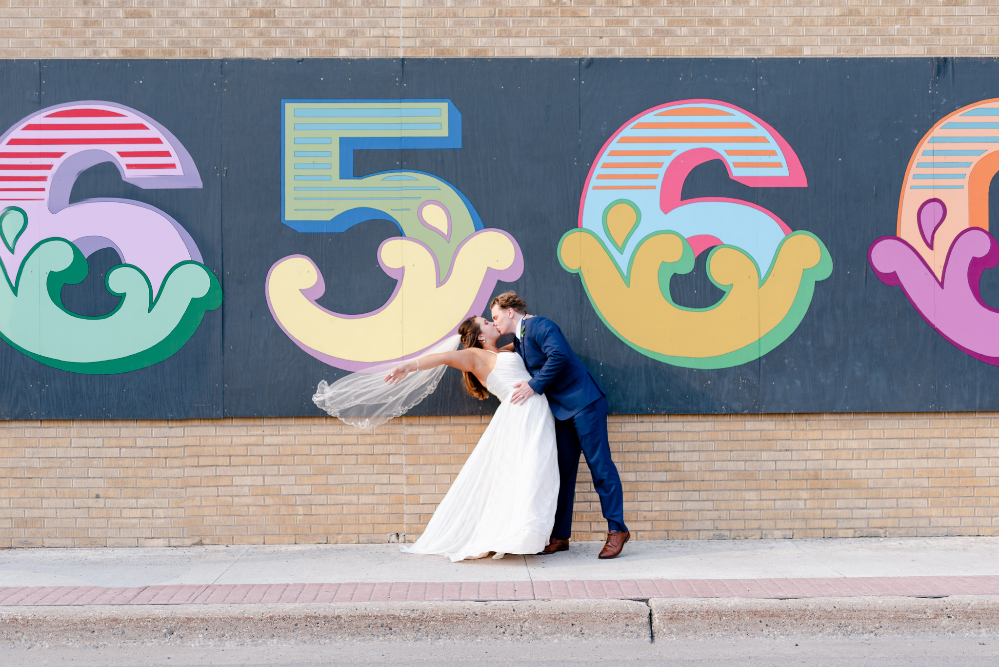 Fargo Moorhead Wedding Photography in Downtown Moorhead by Chelsea Joy Photography