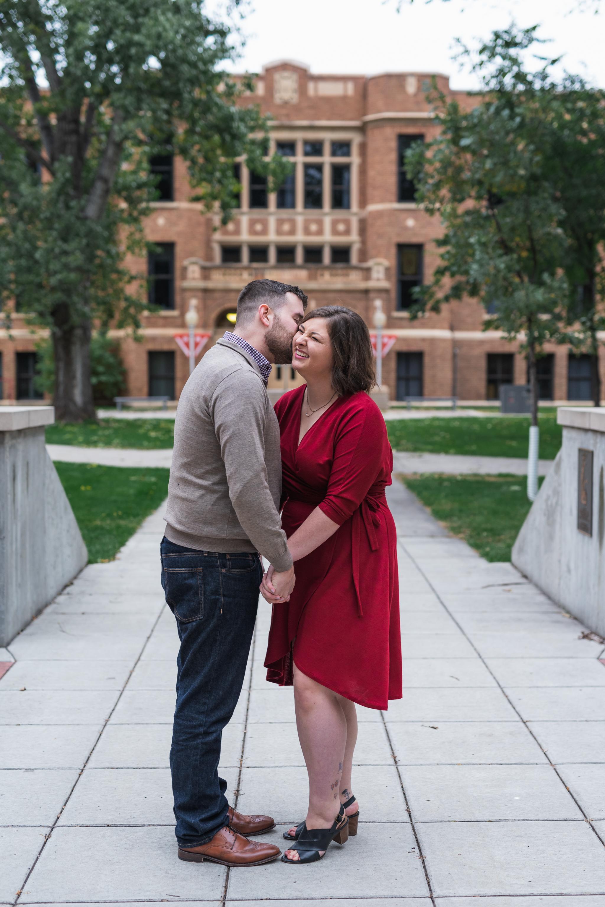 Fargo-Moorhead Engagement Photographer | Chelsea Joy Photography