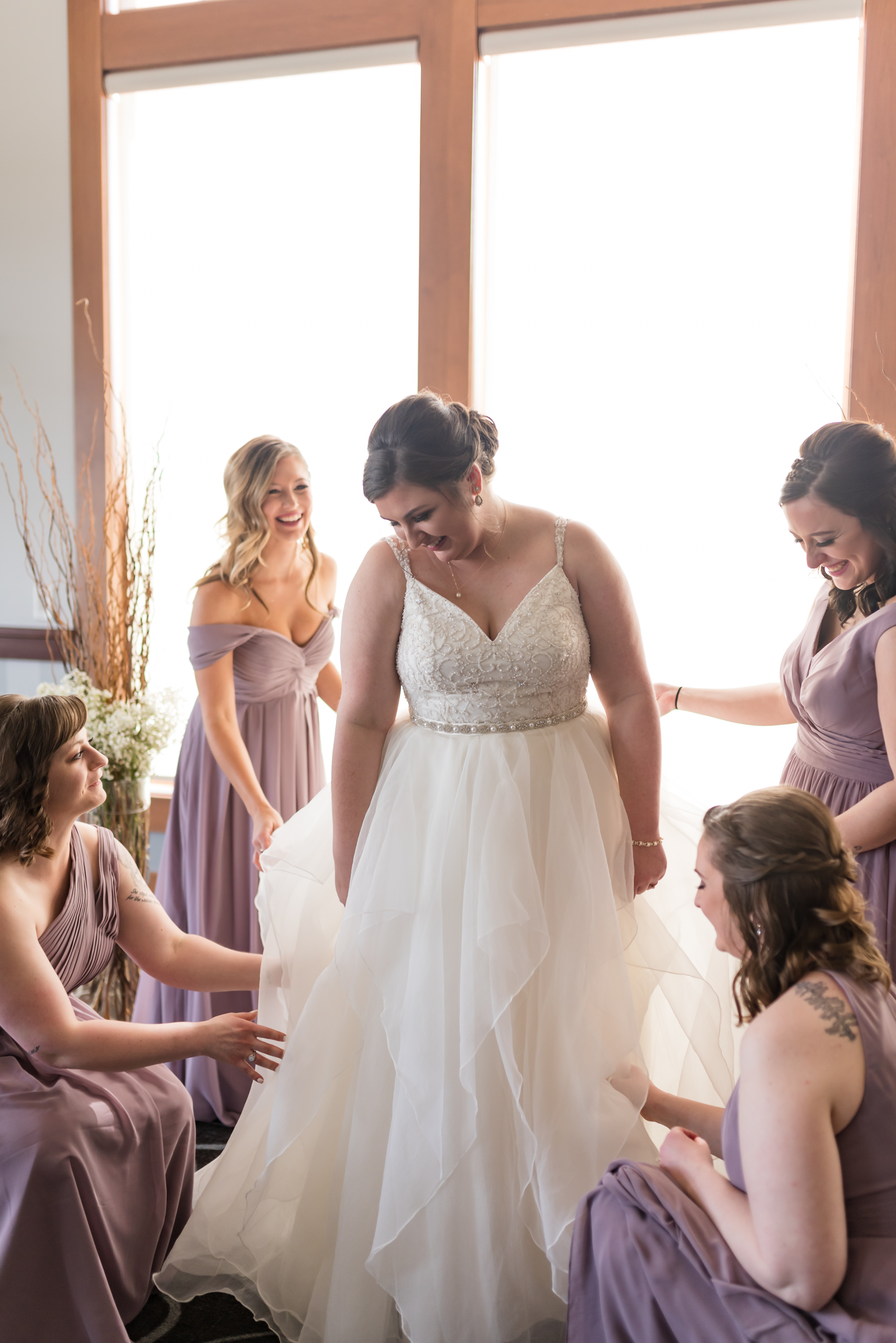 Oxbow Country Club Wedding | Fargo Wedding Photographer