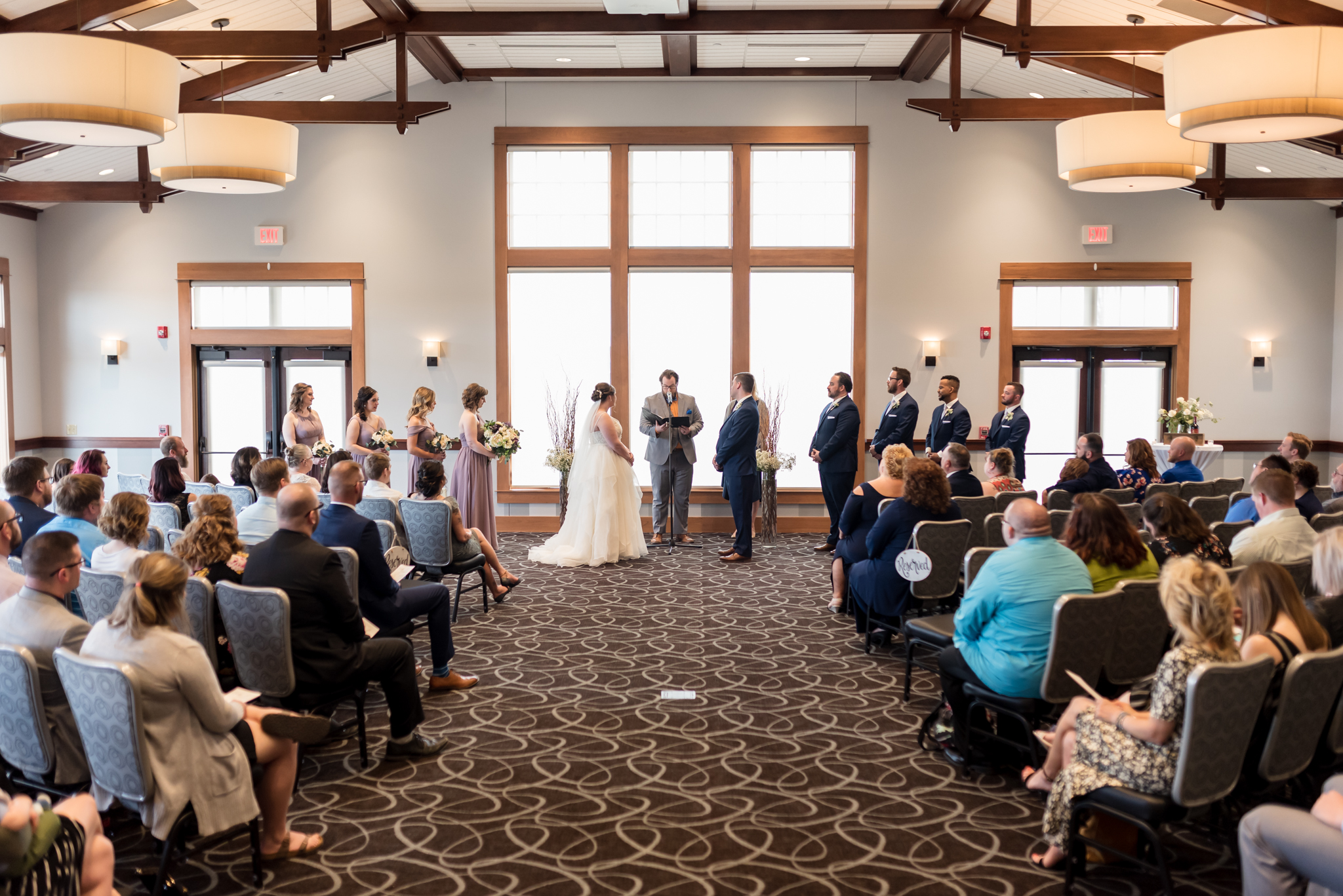 Oxbow Country Club Wedding | Fargo-Moorhead Wedding Photographer