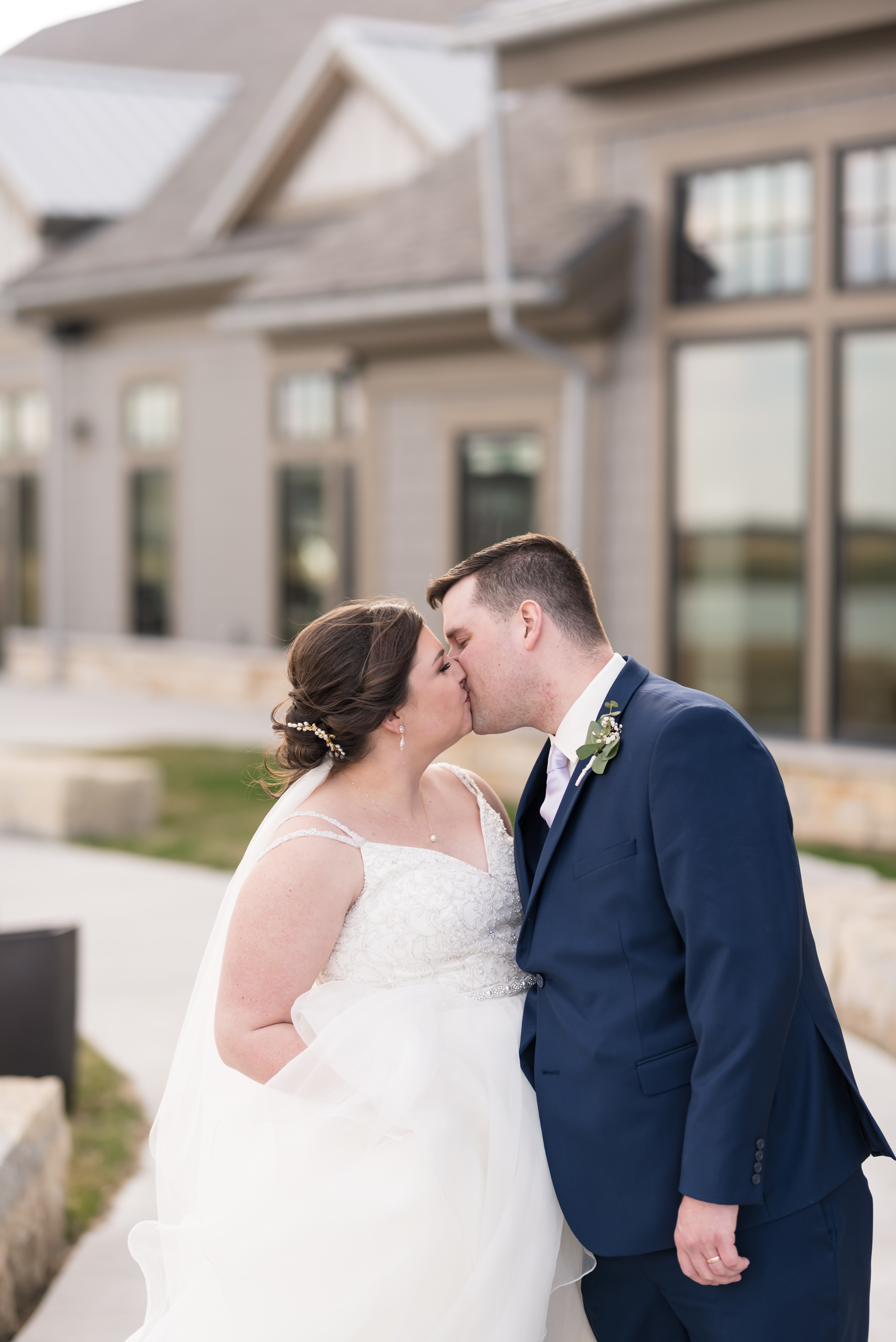 Spring Wedding | Fargo Wedding Photography