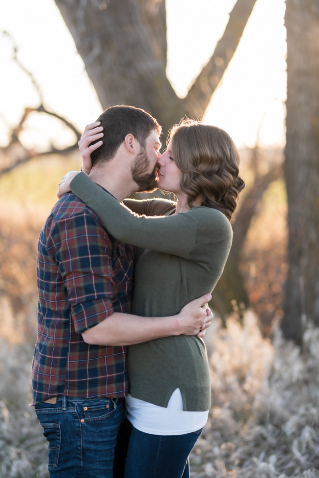 Rural North Dakota Engagement Pictures | Fargo Wedding Photographer