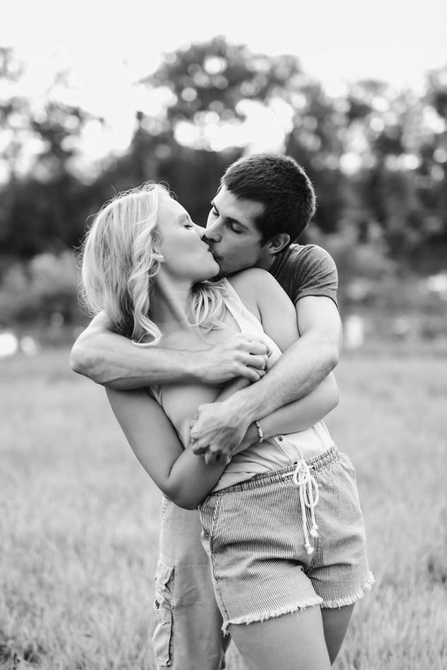 Trollwood Park Engagement Photos | Fargo Wedding Photographer