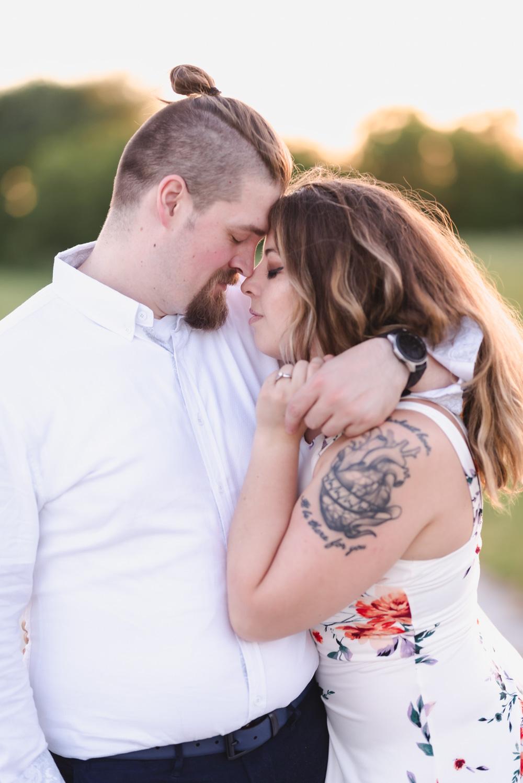 Lions Conservancy Park Engagement Session | Fargo Wedding Photographer