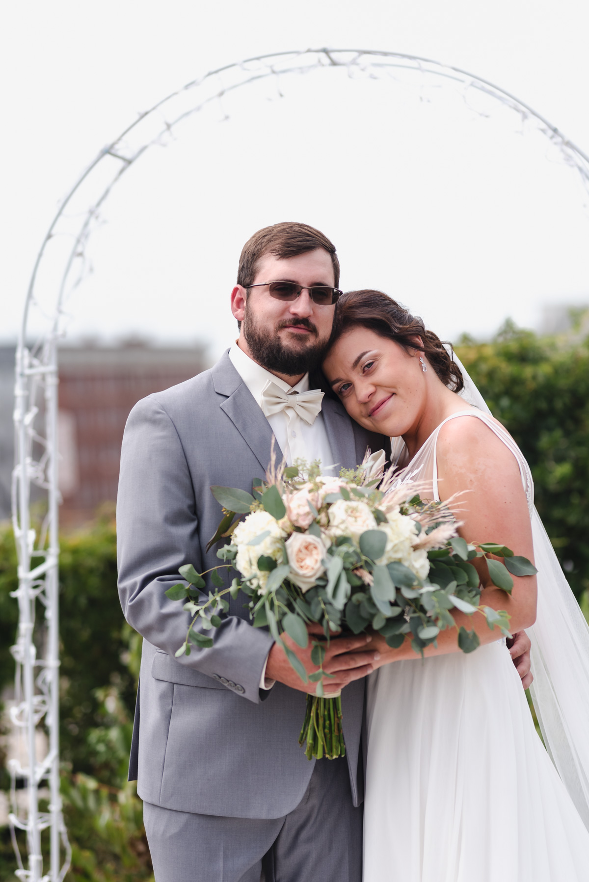 Hotel Donaldson Wedding   Fargo Wedding Photographer