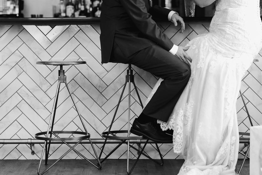 City Brew Hall Wedding | North Dakota Wedding Photographer