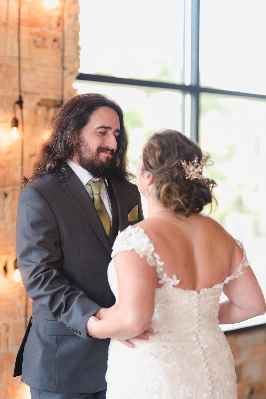 City Brew Hall Wedding | Fargo Wedding Photographer