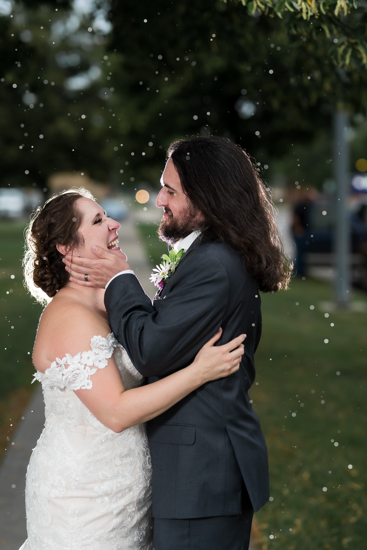 Rainy Wahpeton Wedding | Fargo, North Dakota Wedding Photographer