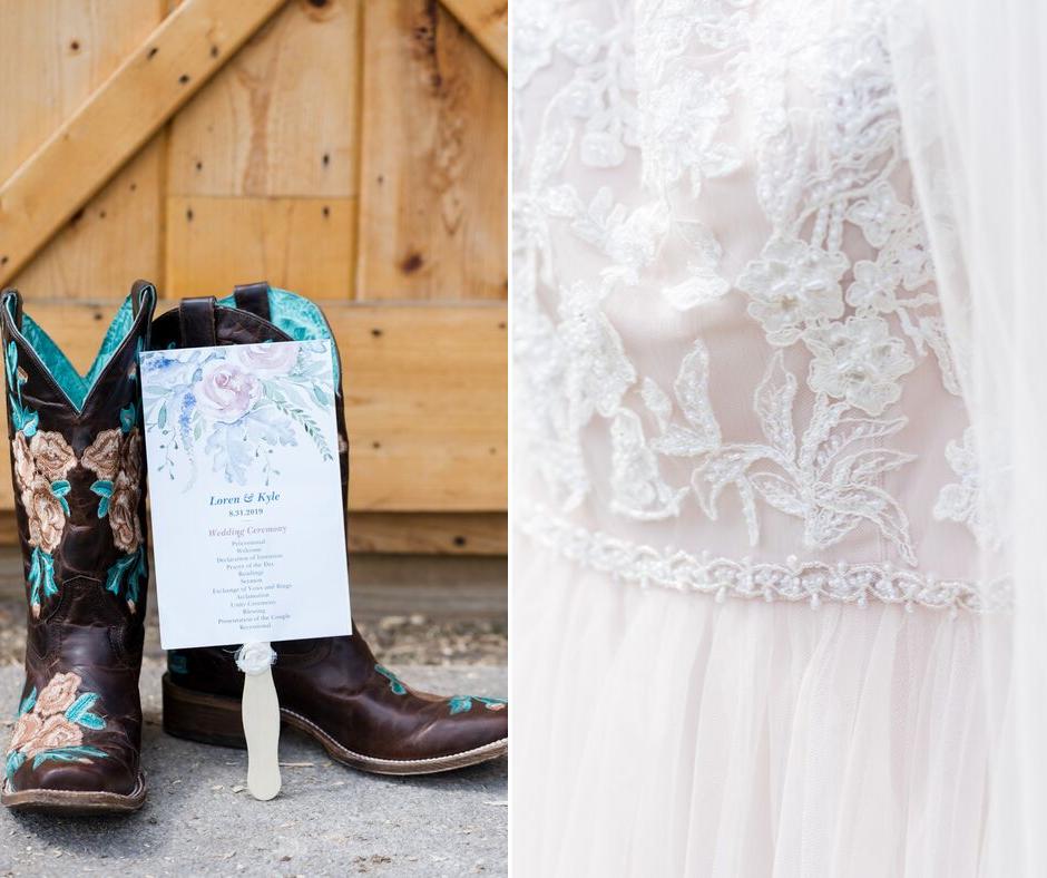 Rural North Dakota Wedding | Chelsea Joy Photography