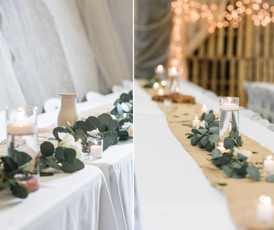 Rustic North Dakota Wedding | Chelsea Joy Photography