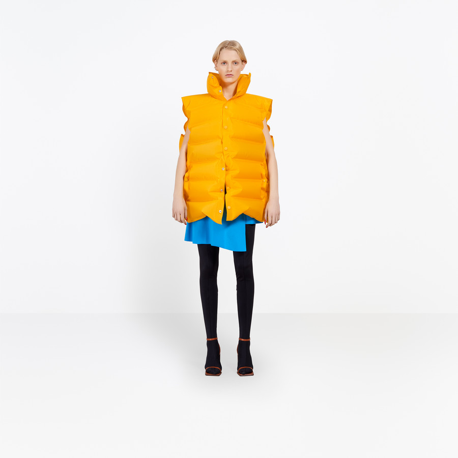 Balenciaga Inflatable Jacket