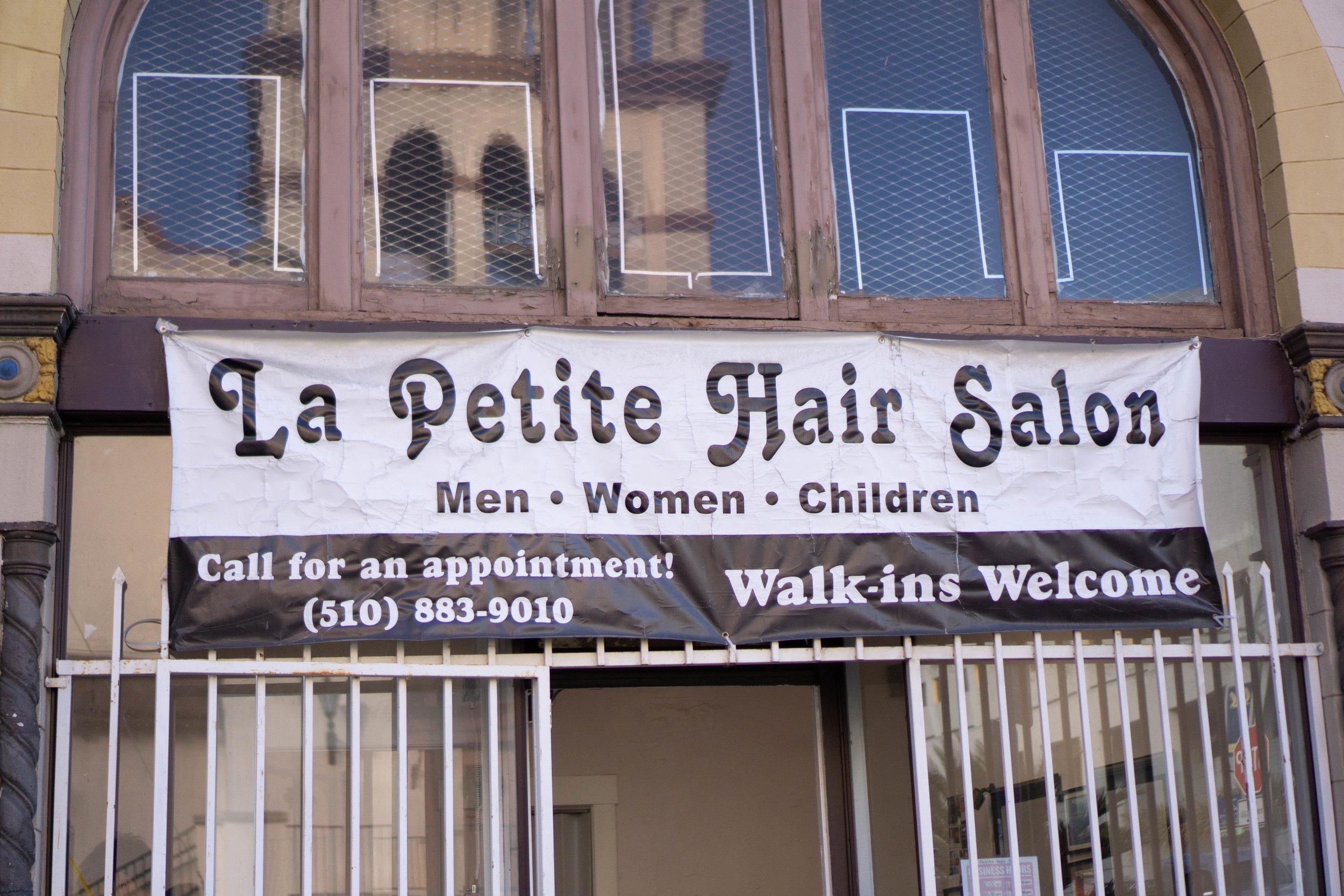 """La Petite Hair Salon"""