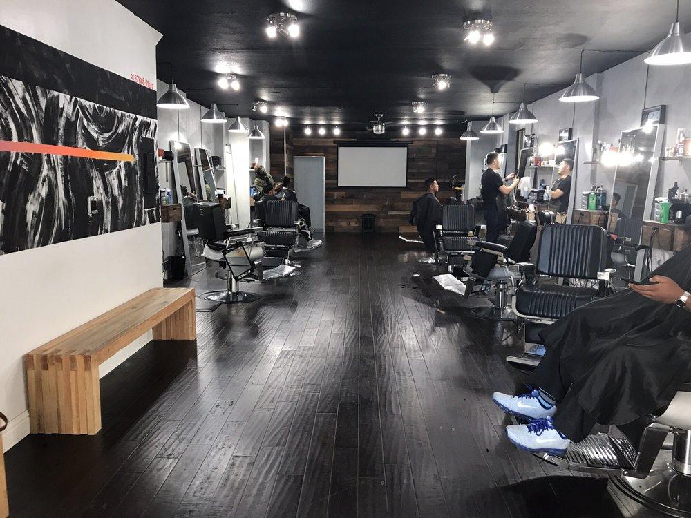"""""""Levels Barber & Shop"""""""