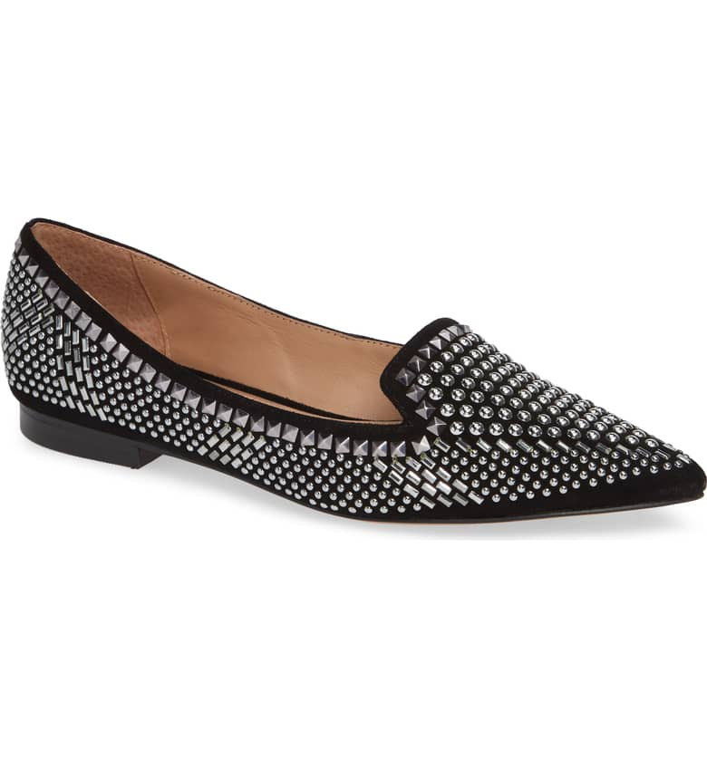 Linea Paolo - Studded loafer