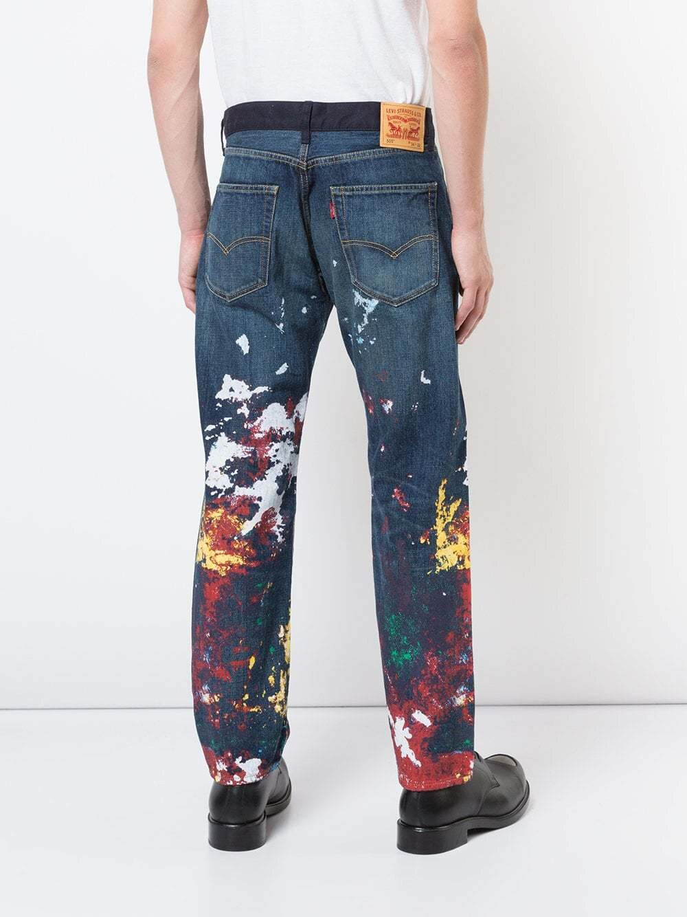 Splash Some Color With Diy Painted Clothes Garb