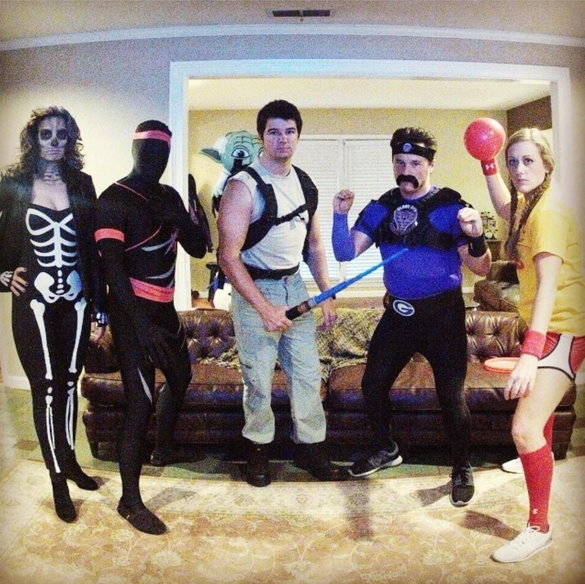 The Famous Jedi | Halloween 2014