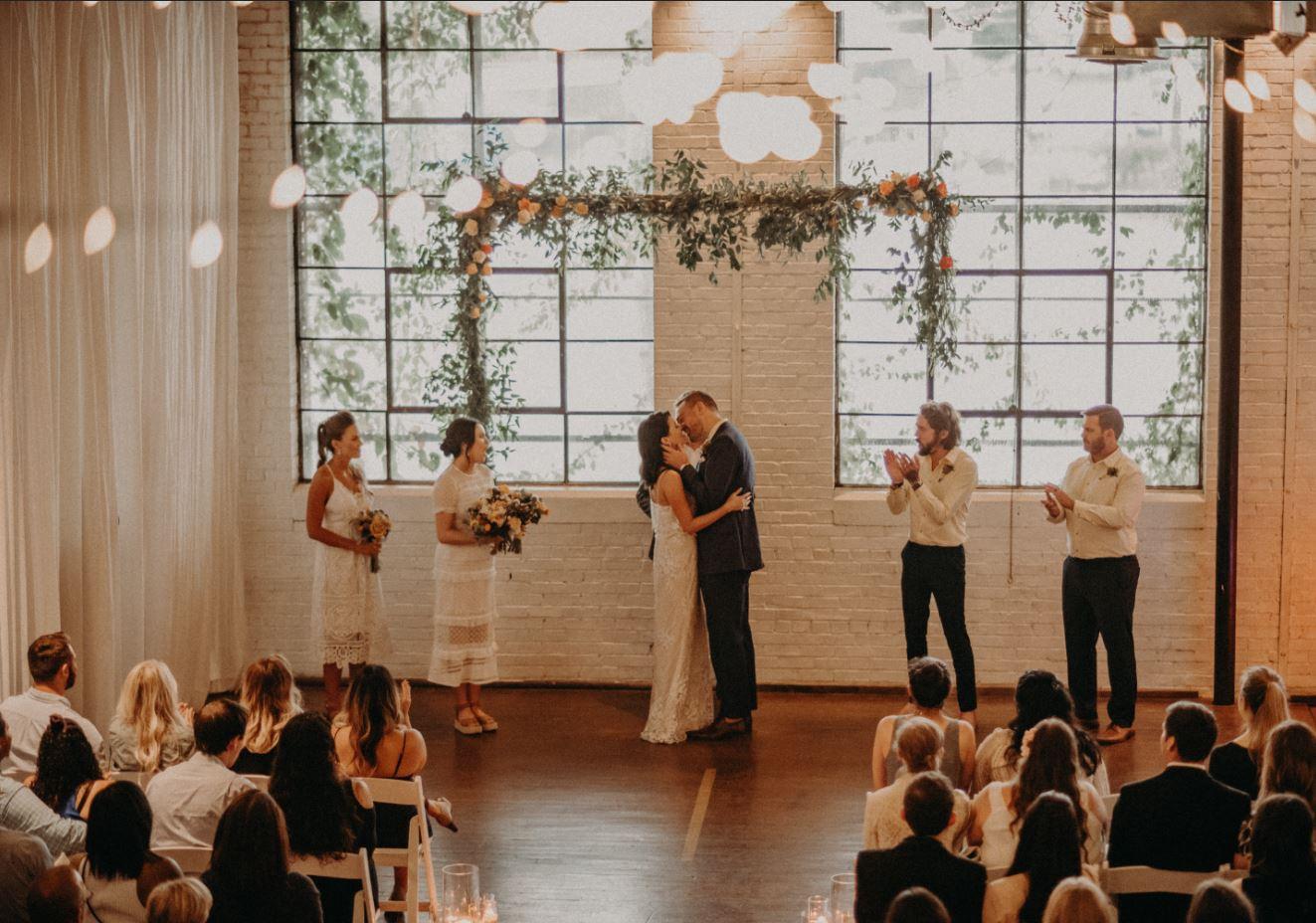 A Summer Sunshine Inspired Wedding - Hooray Magazine
