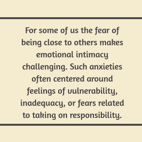 The Key To Overcoming Relationship Anxieties and Fears — Invictus