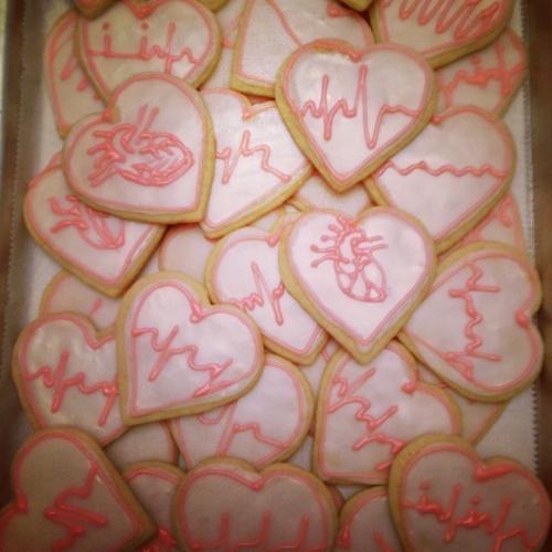 EKG Cookies