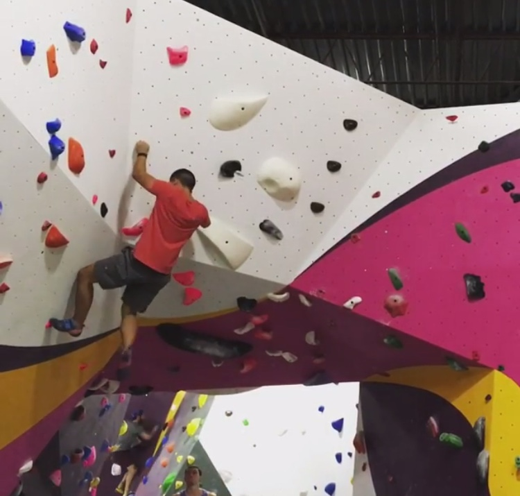 Brian Park Climbing