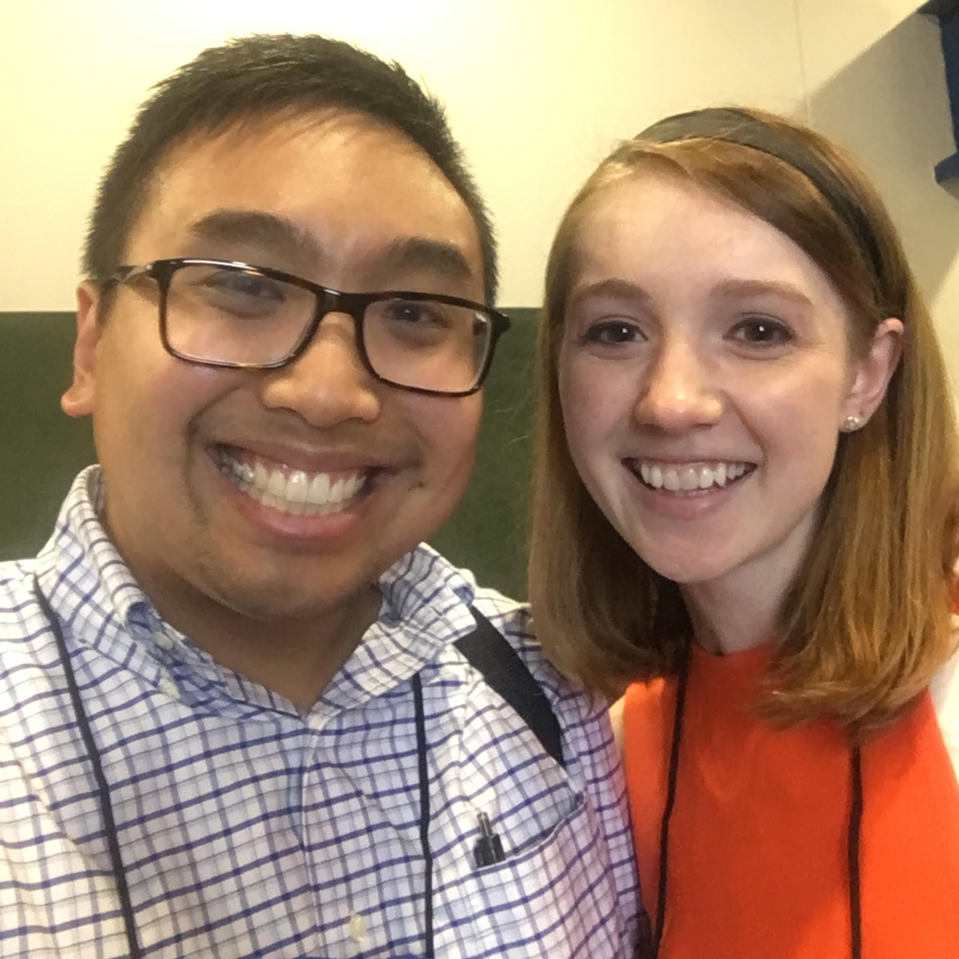Armand and I first met in 2017 at  AACN's NTI  in Houston, TX!