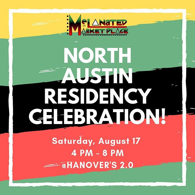 North Austin!!!! We found a new home just for you! @hanovers2  #vendors #celebration #melanatedmarketplace #4-8pm #vendors #b.o.b #unity #blackaustin #melanain #smallbusinesses #shop #network #brownaustin #letsbuild  #djurbanmello #hanovers2.0 #encoreatx