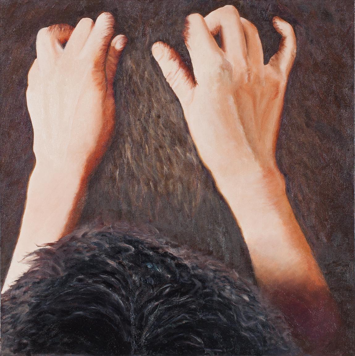 Hands in Fur
