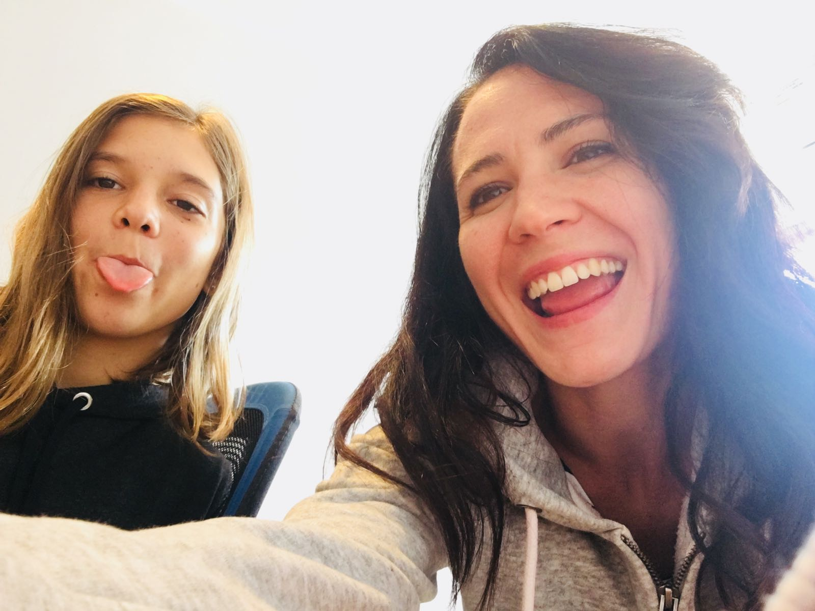 Chloe and Tammy