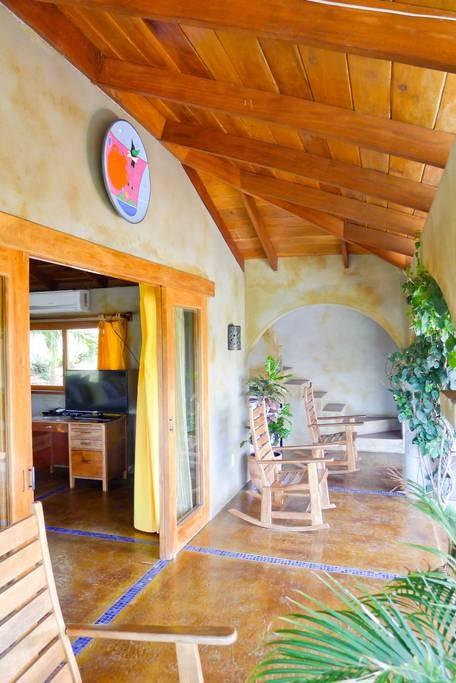 Real estate in San Juan Del Sur, 3 bedroom Colonial Syle 16.jpg