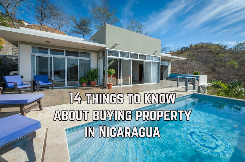 - The full guide to investing in Nicaragua Click here to read it all