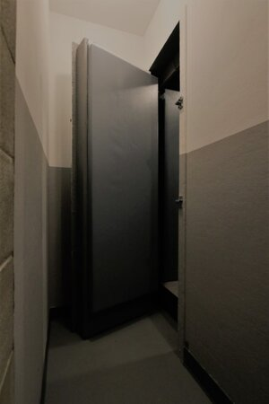Padded room entry