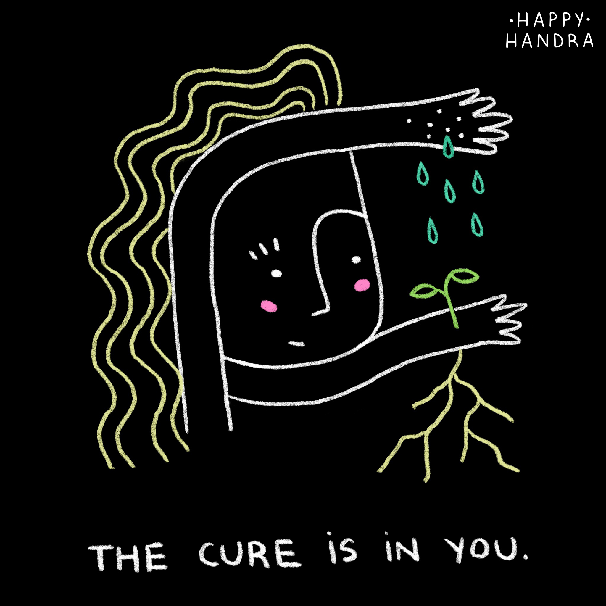 happyhandra_cure